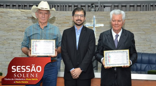 <a href='https://camarabarretos.sp.gov.br/noticia/paulo-pereira-e-alceu-garcia-sao-homenageados-na-camara!4954'>Paulo Pereira e Alceu Garcia são homenageados na Câmara</a>